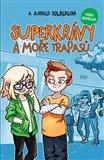 Superkrávy a moře trapasů - obálka