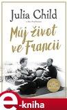 Můj život ve Francii - obálka