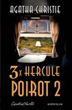 3x Hercule Poirot 2 - obálka