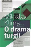O dramaturgii - obálka