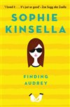 Obálka knihy Finding Audrey