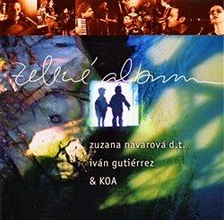 Navarová Zuzana d.t. & KOA a Koa Iván Gutiérrez - Zelené album CD