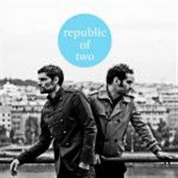 Republic Of Two - Raising The Flag CD