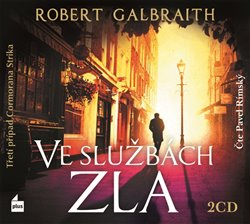 Ve službách zla, CD - Robert Galbraith
