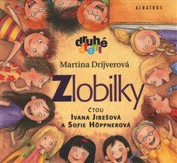 Zlobilky, CD - Martina Drijverová