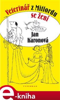 Veterinář z Mitfordu se žení - Jan Karonová e-kniha