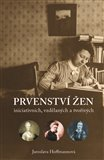 Prvenství žen: ženy iniciativní, vzdělané a tvořivé - obálka