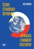 Česká čtenářská republika - obálka