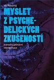 Myslet z psychedelických zkušeností (Transdisciplinární interpretace) - obálka
