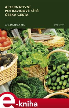 Obálka titulu Alternativní potravinové sítě