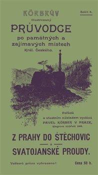 Obálka titulu Z Prahy do Štěchovic a Svatojanské proudy