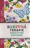 Barevná terapie - Zápisník - obálka