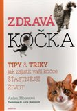 Zdravá kočka (Tipy a triky, jak zajistit vaší kočce delší, zdravější ašťastnější život) - obálka