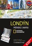 Londýn (Průvodce s mapou National Geographic) - obálka