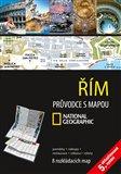 Řím (Průvodce s mapou National Geographic) - obálka