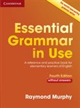 Essential Grammar in Use without Answers 4rd edition - obálka