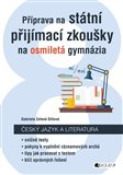 Příprava na státní přijímací zkoušky na osmiletá gymnázia - Český jazyk - obálka