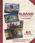 Albánie off-roadový ráj (Průvodce pro terenní auta a enduro motocykly) - obálka