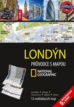 Londýn. Průvodce s mapou National Geographic - kol.