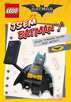 Lego Batman Jsem Batman!. Deník temného rytíře - kol.