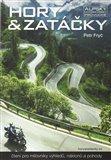 Hory & zatáčky (Alpský motorkářský průvodce) - obálka