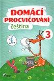 Domácí procvičování - Čeština 3. ročník - obálka