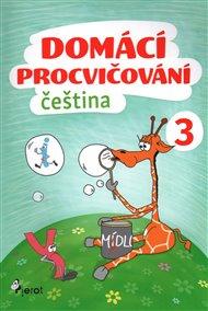 Domácí procvičování - Čeština 3. ročník