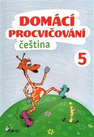 Domácí procvičování - Čeština 5. ročník