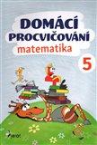 Domácí procvičování - Matematika 5. ročník - obálka