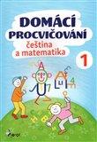 Domácí procvičování - Čeština a Matematika 1. ročník - obálka