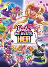 Obálka knihy Barbie Ve světě her: Filmový příběh