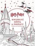 Harry Potter: Kouzelná místa a postavy - obálka