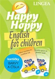 Happy Hoppy kartičky I: Barvy a Čísla