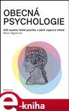 Obecná psychologie - obálka
