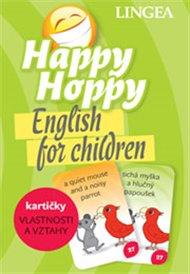 Happy Hoppy kartičky II: Vlastnosti a Vztahy