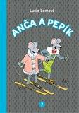 Anča a Pepík 3. - obálka