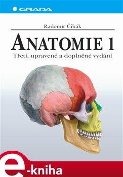 Anatomie 1 - Čihák Radomír e-kniha
