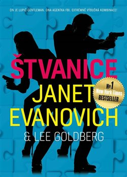 Štvanice - Lee Goldberg, Janet Evanovich