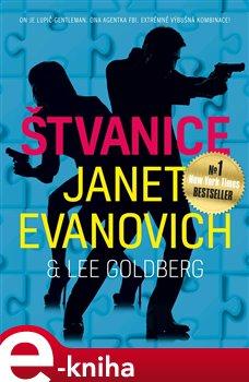 Štvanice - Lee Goldberg, Janet Evanovich e-kniha