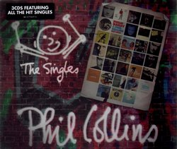 Collins Phil: Singles CD