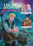 Ledové království Dva nové příběhy (Buldin krystal a Oakenův vynález) - obálka