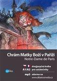 Chrám Matky Boží v Paříži A1/A2 (dvojjazyčná kniha pro začátečníky) - obálka