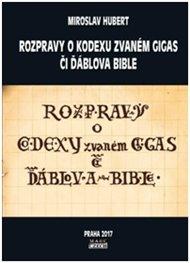 Rozpravy o kodexu zvaném gigas či ďáblova bible