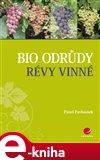 Bio odrůdy révy vinné - obálka