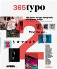 365typo 2 (365 stories on type, typography and graphic design a year) - obálka