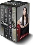 Sylvia Day Crossfire Series Four Book Collection - obálka
