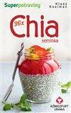 Obálka knihy 36x Chia semínka