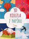 Obálka knihy 3D kouzla z papíru