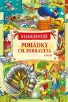 Obálka knihy Nejkrásnější pohádky Ch. Perraulta