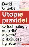 Obálka knihy Utopie pravidel